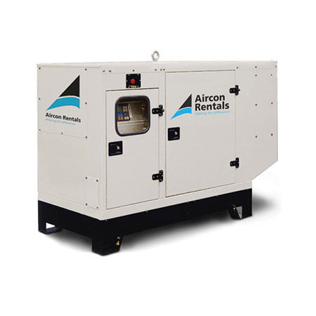 17 5kva Generator Air Conditioner Rental Air