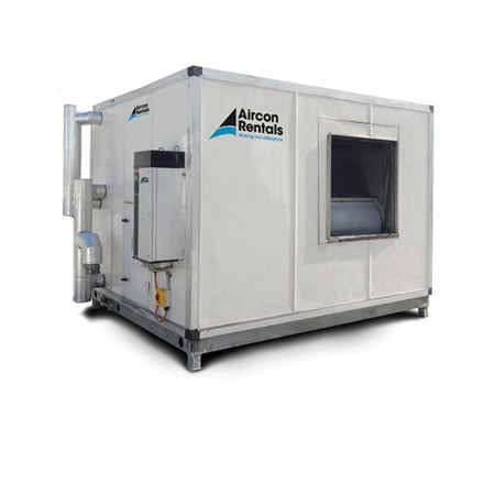300kw Air Handler Unit Air Conditioner Rental Air