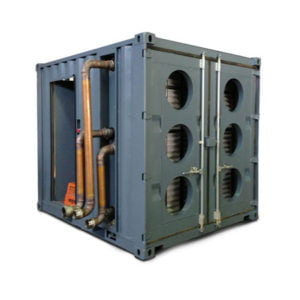 22 45kw Chilled Water Crac Unit Air Conditioner Rental