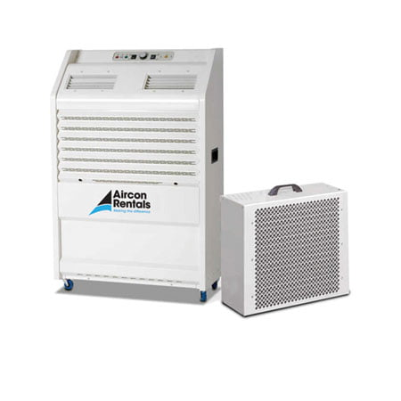 7 2kw Water Cooled Split System Air Conditioner Rental