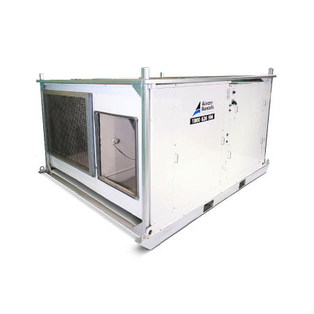 90kw Package Unit Air Conditioner Rental Air
