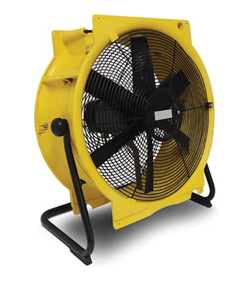 Portable Electric Fan Air Conditioner Rental Air