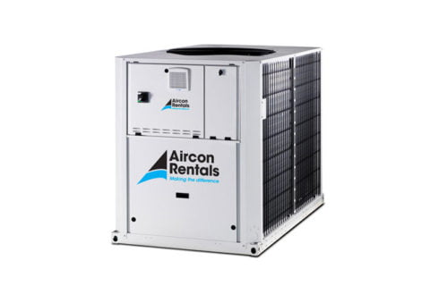 chiller water system hire