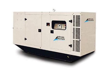 portable generator hire