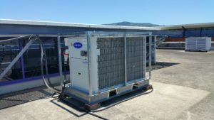 portable air conditioning rental
