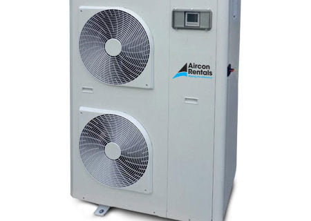 high rise chiller hire