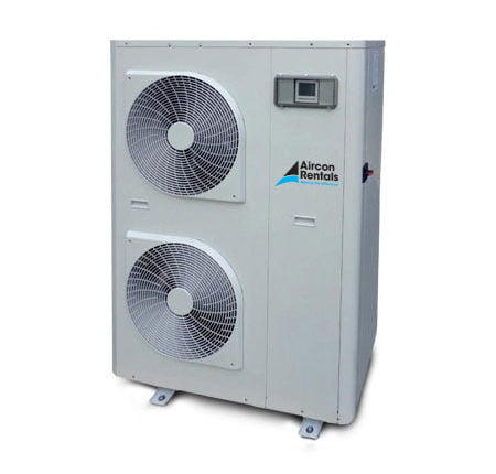 Aircon Rentals temporary chiller