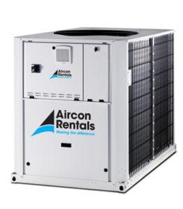 80w HVAC rental
