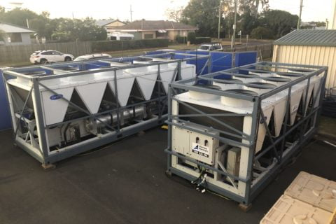 Water Chiller Hire