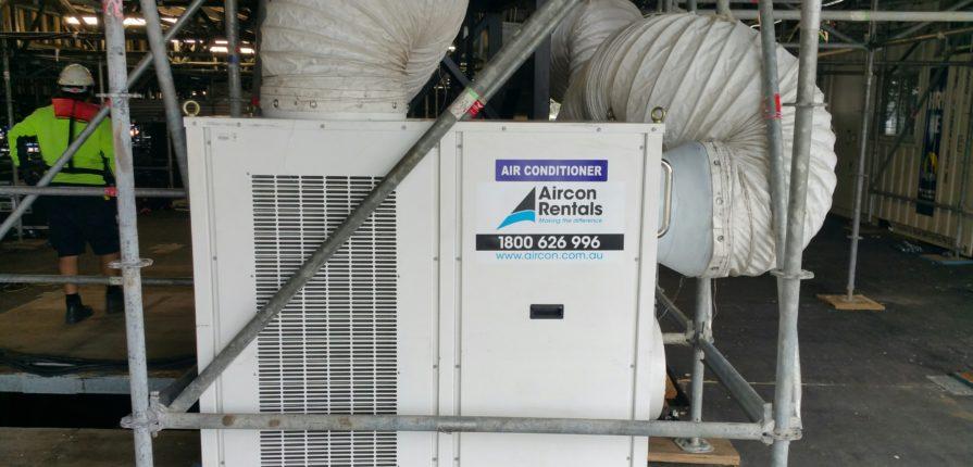 Event portable air conditioner