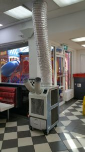 fast food aircon solution