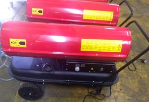50kw diesel heater | Heating Outdoors | Heater Hire | Aircon Rentals