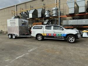 Mobile Coolroom Hire Ready