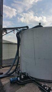 Glycol Buffer tank